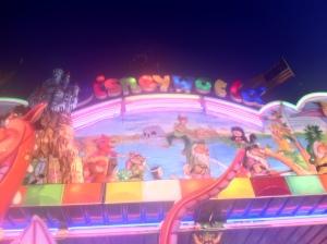 Atracción de las ferias. Ya estaba cuando yo era pequeña...