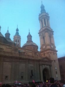 Basílica de Nuestra Señora del pilar: impresionante y majestuosa